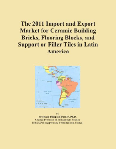 The 2011 Import and Export Market for Ceramic Building Bricks, Flooring Blocks, and Support or Filler Tiles in Latin America