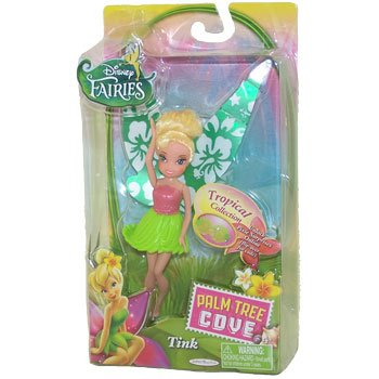 Disney Fairies Palm Tree Cove Tropical Collection - Tink - 1