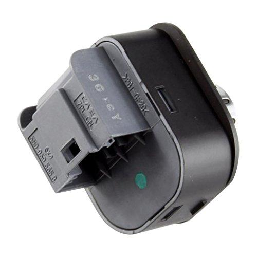 Sengear Spiegelschalter Spiegel Schalter Spiegelverstellung Spiegelheizung Heat Für VW Jetta Golf CC (5ND 959 565 B)