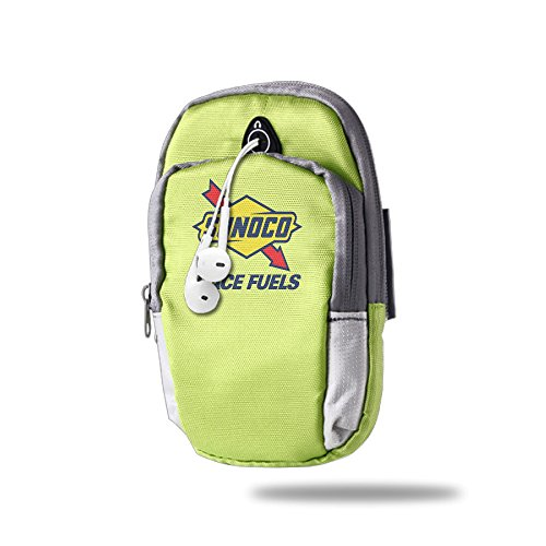 sunoco-race-fuel-logo-unique-kellygreen-outdoor-sports-arm-package-bag