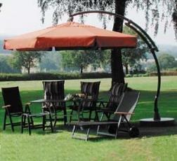 sun garden ampelschirm bei plus online kaufen. Black Bedroom Furniture Sets. Home Design Ideas