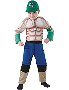 Deluxe John Cena - WWE - Childrens Fancy Dress Costume