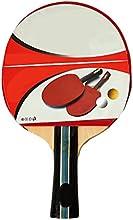 happu-store Brand New Table Tennis Ping Pong Racket Paddle Bat Blade
