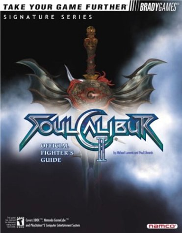 Soul Calibur 2 Official Fighter's Guide, BradyGames Staff