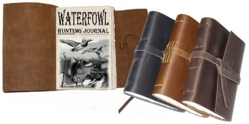 Hunter Waterfowl Journal With/photo Pages