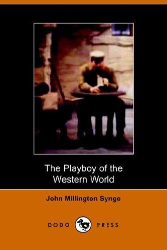 playboy of the western world pdf
