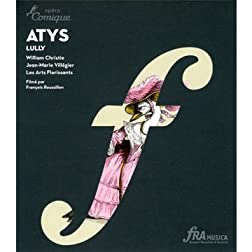 Lully: Atys [Blu-ray]