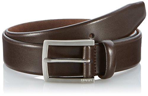 Hugo Boss C-Barney-L 10112599 01, Cintura Uomo, Braun (Dark Brown 203), 95 cm