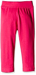 612 League Baby Girls' Tights (BLS16I80003_Watermelon_18-24 Months)