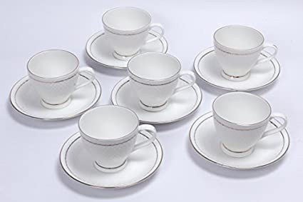Clay-Craft-Cup-Saucers-12-Pcs-Set-Diamond-110