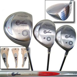 Confidence Golf ESP3 Fairway 5 Wood Golf Clubs