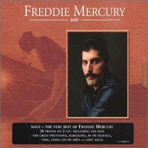 Freddie Mercury - Solo: Mr Bad Guy/Barcelona/Bonus - Zortam Music