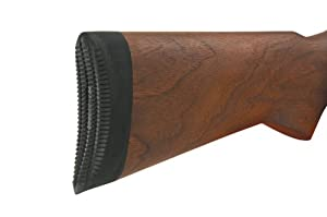 Pachmayr Remington 700 ADL Wood,Curved Black Bsk. Weave Pre-Fit Decelerator Recoil Pad