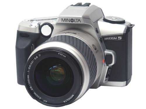 Buy Cheap Minolta Maxxum 5 35mm SLR Kit with 28-100 Lens