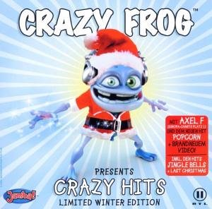 Crazy Frog - Crazy Hits (Ltd. Winter Edition - Zortam Music