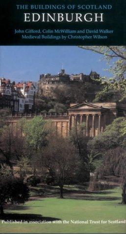 Edinburgh, Revised (Pevsner Architectural Guides)