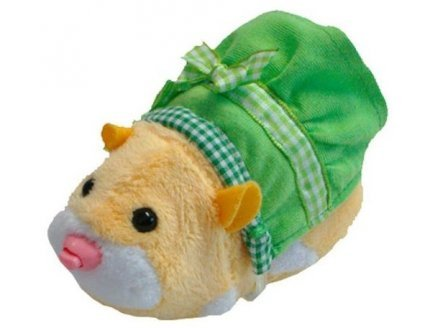 ZhuZhu Pets-Stylin Outfit (Spring Green Dress)