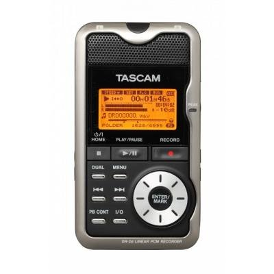 Tascam DR-02D Digital Voice Recorder