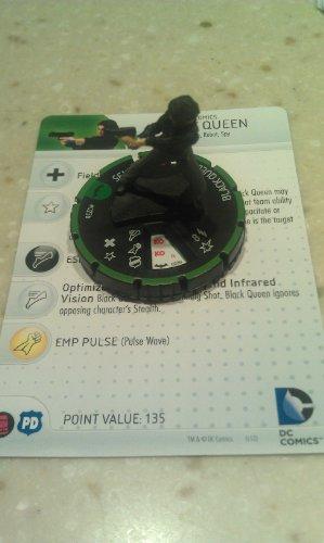 DC Heroclix BATMAN Black Queen PRIME