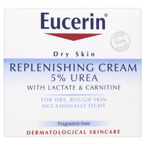 Eucerin Dry Skin Replenishing Cream with 5% Urea 75ml picture