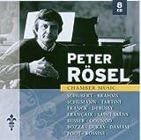 レーゼルの芸術~室内楽曲編(8枚組) Peter Rösel : Chamber Music