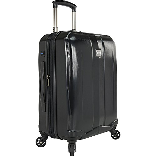 us-traveler-piazza-22-expandable-smart-spinner-luggage-black