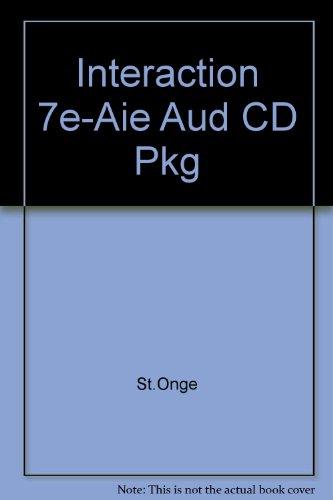 Interaction 7e-Aie Aud CD Pkg