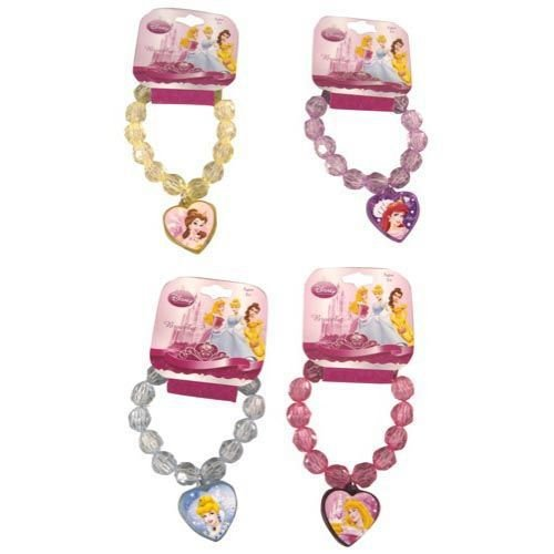 Official Disney Princess Charm Bracelet