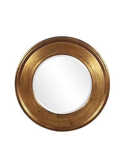 Marley Forrest Valor Mirror, Bright Gold Leaf