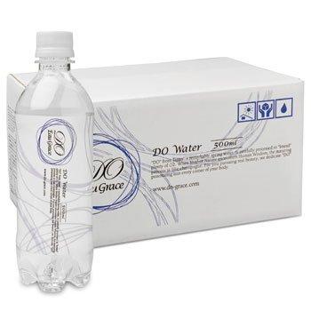 ナノ化された水分子に酸素を溶存美肌のための美容酸素水DO Water