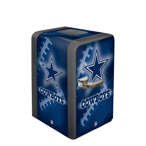 NFL Dallas Cowboys Portable Party Refrigerator at Amazon.com