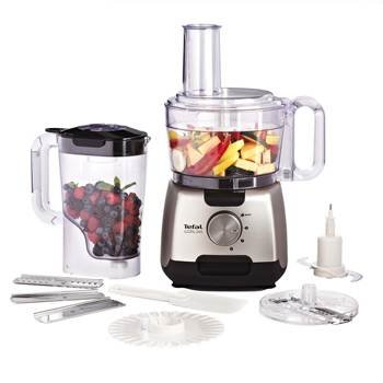 Review: Tefal DO250D40 Stainless Steel Silver & Black Store Inn Food Processor New IGN