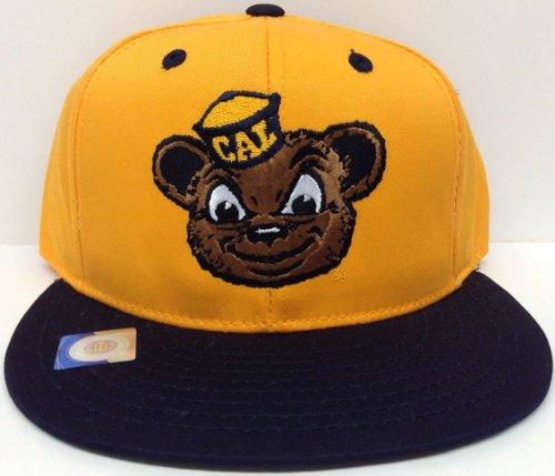 Gold Cal Mascot University Of California Golden Bears Snapback