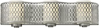 "Hinkley Lighting 53243 3 Light 23.5"" Width Bathroom Vanity Light from the Jules, Brushed Nickel"