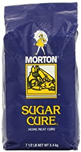 Morton Sugar Cure Salt, 7.5-Pound