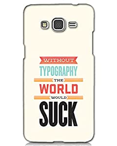 WEB9T9 Samsung Galaxy On7Back Cover Designer Hard Case Printed Cover
