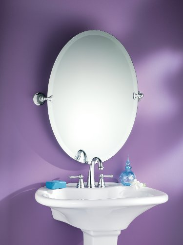 Moen Bathroom Vanity Sink Wall Mounted Mirrors Glenshire