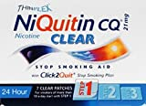 Niquitin Cq Patches Clear 21Mg 7 Pack