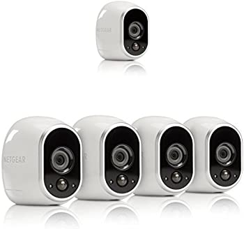 Netgear Security Camera System Bundle