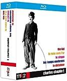 Image de Chaplin - Coffret 5 Blu-ray Discs + 5 DVD bonus [Blu-ray]