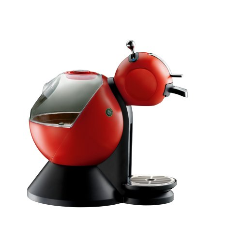 NESCAFÉ Dolce Gusto by Krups KP210640 Coffee Machine, Red, 15 Bar Pressure Pump