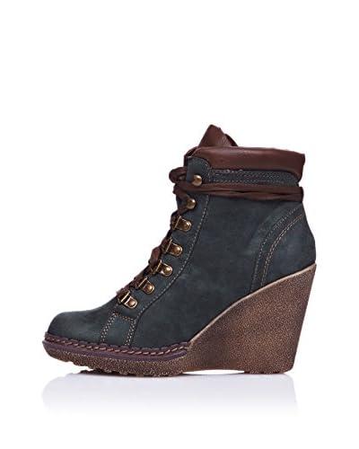 Primadonna Zapatos Abotinados Cuña