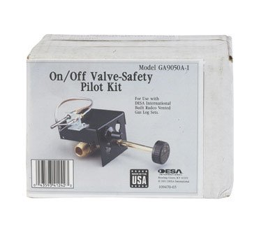 DESA INTERNATIONAL GA9050A-1 LP/PROPANE CONVERSIONKIT FOR LOG SETS