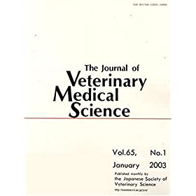 41KH565EAKL. SL500 AA280  Journal of Veterinary Medical Science [MAGAZINE SUBSCRIPTION]