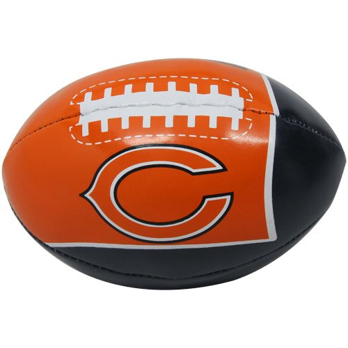 NFL Chicago Bears 4-Inch Softee Football