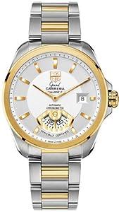 Tag Heuer Grand Carrera Mens Watch WAV515B.BD0903 Wrist Watch (Wristwatch)