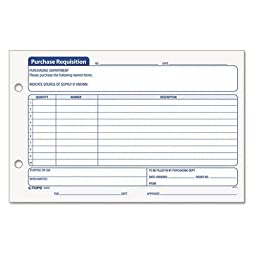 TOP32431 - Purchasing Requisition Pad
