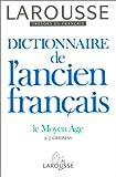 Dictionnaire de l'Ancien Francais