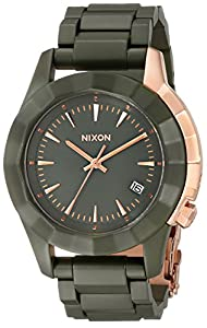 Nixon Women's A2881419 Monarch Watch