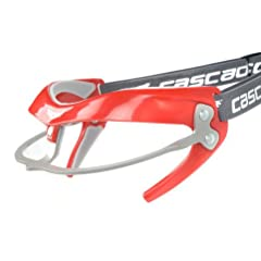 Cascade Poly Air Ladies Lacrosse Goggles - White